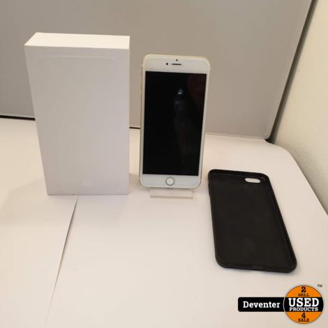 Apple iPhone 6 Plus 64GB Gold zeer nette staat met doos