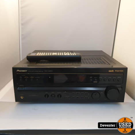 Pioneer VSX-708RDS audio/video stereo receiver met garantie