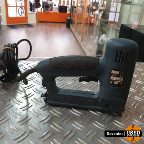 TopCraft TET530VB  elektrische nietmachine met garantie