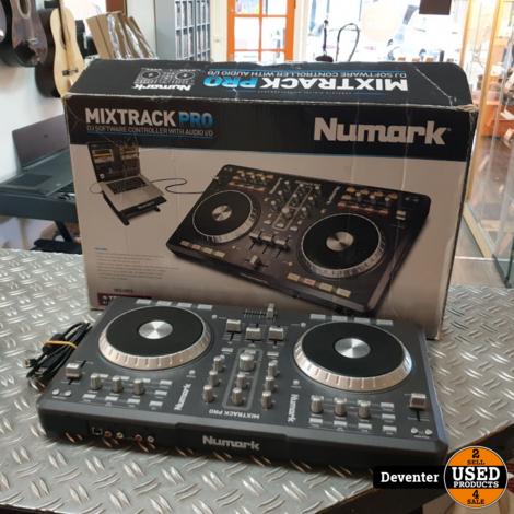 Numark Mixtrack Pro in doos met USB kabel