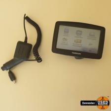 TomTom XL Europa met raamhouder en autolader