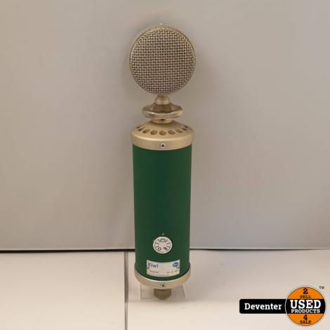 Blue Kiwi condensator studio microfoon in zeer nette staat