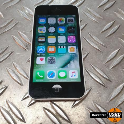 Apple iPhone 5C 16GB Simlockvrij met garantie