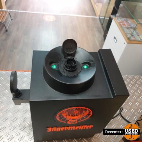 Jägermeister thuistap /koeler voor 1 fles/ met garantie