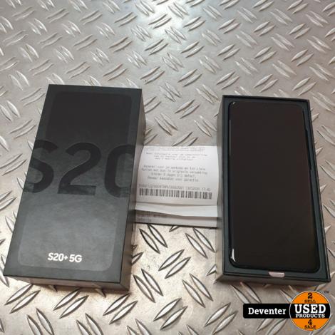 Samsung Galaxy S20 Plus 5G 128GB NIEUW met bon 13-05-2020