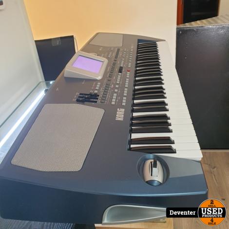 Korg PA500 Arranger Keyboard Nette staat met garantie