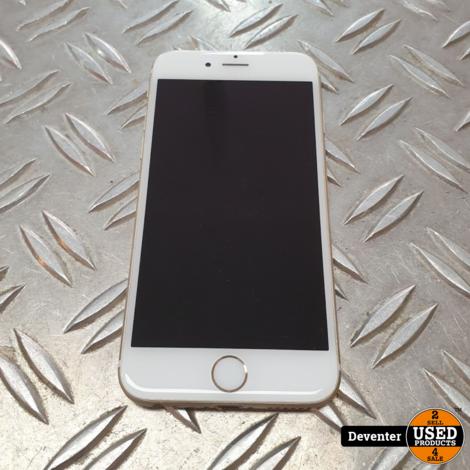 Apple iPhone 6 16GB Gold met USB laadkabel