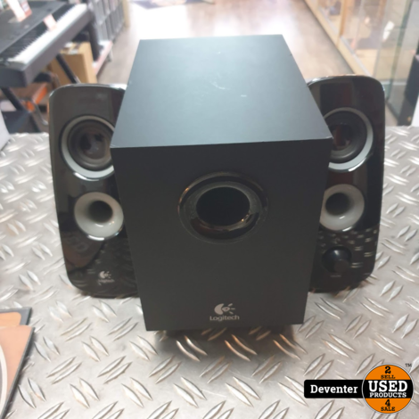 Logitech Z323 2.1 luidsprekersetje / met garantie