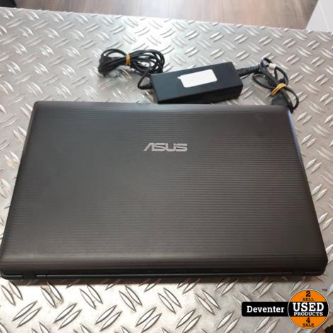 Asus K55VD i5/ 6GB RAM/ 128GB SSD/ Nette staat met garantie