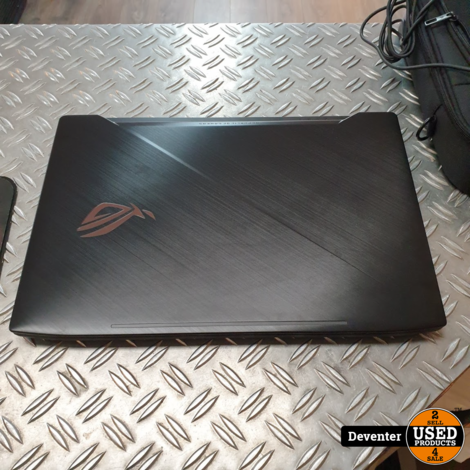 ASUS ROG STRIX GL503 intel I7-7700/ 16 GB/ Geforce GTX 1050