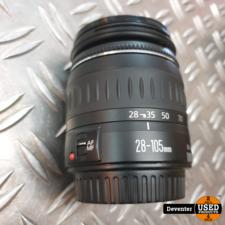 Canon Zoomlens EF 28-105 mm 4-5.6 met garantie
