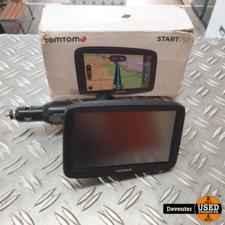 TomTom Start 52 in doos/ Centraal Europa met garantie
