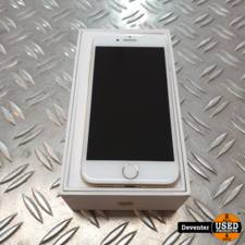 Apple iPhone 7 32GB Gold met doos/ Gratis verzenden