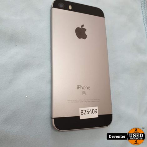 Apple iPhone SE  16GB Space Grey/ gratis verzending