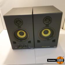 Hercules XPS 2.0 60 DJ Set actieve studiomonitors