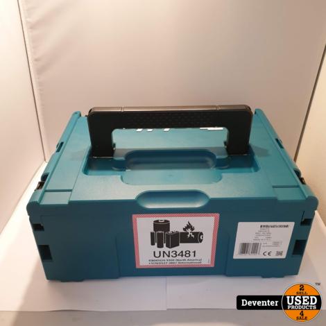 Makita DDF470RTJ 14,4 / 2 x Accu 5.0 ah NIEUW in M-box
