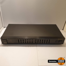 Pioneer GR-333 Equalizer,2 x 7 bands in nette staat