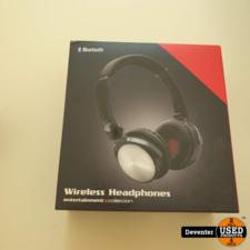 TVOH Bluetooth koptelefoon nieuwstaat in doos