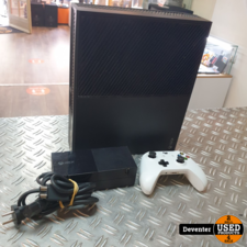 Xbox One 500Gb met controller, power supply en garantie