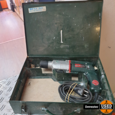 Metabo BHE 6021 SDS klopboormachine 750w in koffer