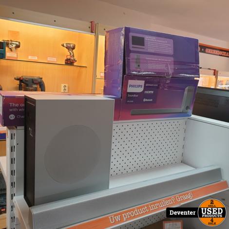 Philips HTL3325 The One 300 W soundbar Nieuwstaat in doos