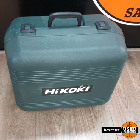 Hikoki C 9BU3 Cirkelzaag II Nieuw met bon 09-09-2020