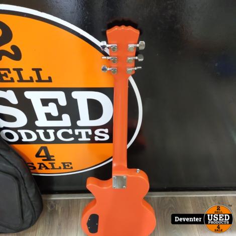 Stagg L250 elektrische gitaar met tas