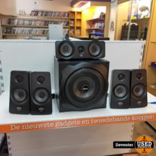 Trust GXT 658 Tytan 5.1 Surround Speaker System