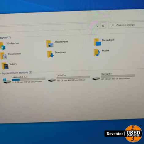 Game PC i5-6400/ 16GB RAM/ 128 GB en 1TB/ GTX970