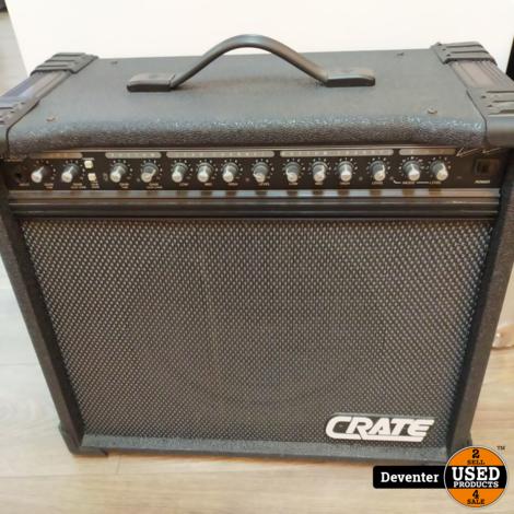 Crate GT80 DSP 80 watt comboversterker met garantie