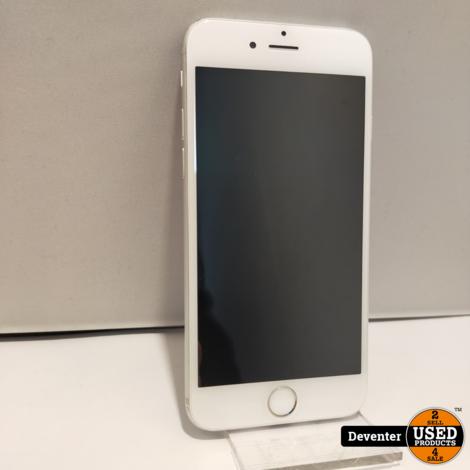 Apple iPhone 6 Silver 128GB / Accu 91%