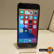 Apple Apple iPhone 7 32GB Zwart Nette staat Accu 100%