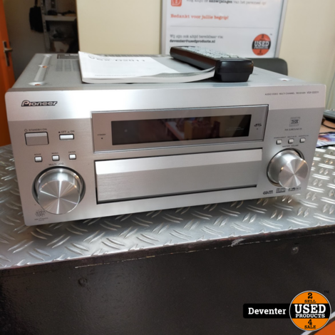 Pioneer VSX-D2011 High End 7.1 Multikanaals receiver