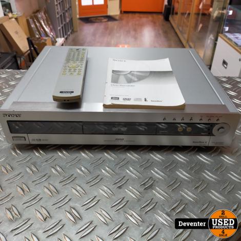 Sony RDR-HX900 HDD DVD Recorder 160GB