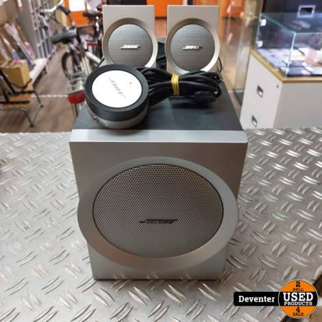 Bose Companion 3 Multimedia Speaker Systeem