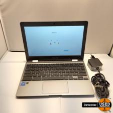 Asus Chromebook 12 C223NA met lader II Nette staat