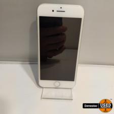 Apple iPhone 8 64GB Zilver Nette staat Accu 84% 3mnd garantie