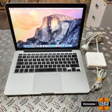 Apple MacBook Pro 13 |i5 | 8GB RAM |256 SSD I 365 Cycli!