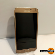 Samsung Samsung S5 Neo 16GB Gold met garantie
