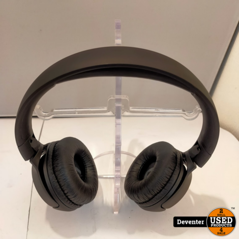 JBL Tune 500BT Zwart Nette staat met garantie