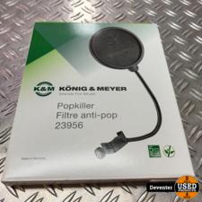 Konig en Meyer 23956 Popfilter nieuw in doos