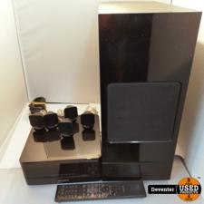 Sony DAV-IS10 5.1 home cinema systeem 550 watt