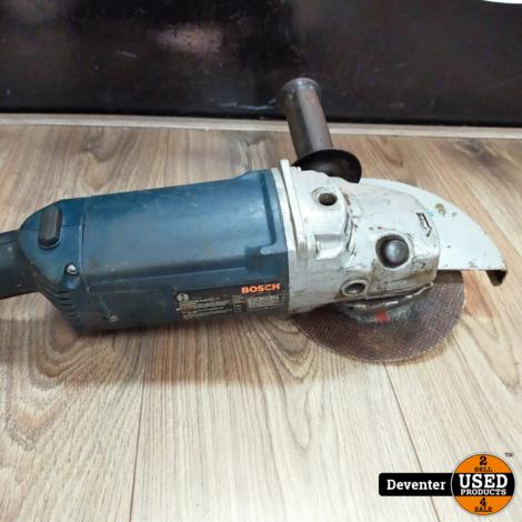 Bosch GWS 19-230 Haakse Slijper 1900 watt met garantie