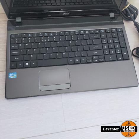 Acer Aspire 5750 / Intel i5-2430/ 6GB RAM/ 128GB SSD/ Win10