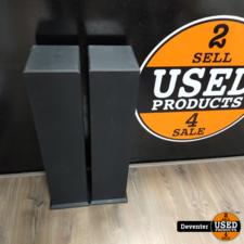 Audipulse K3 50 watt 2-weg vloerspeakers 80 cm hoog
