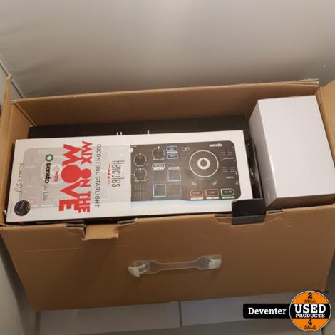 Hercules DJ starter Kit nieuwstaat in doos