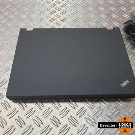 Lenovo Thinkpad T410/ 14 inch/ i5/ 4GB/ nieuwe lader