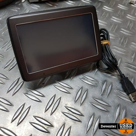 TomTom 4EV52 Z1230 met raamhouder en USB kabel