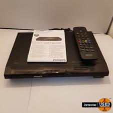 Philips BDP2385 3D Bluray Speler met WiFi/LAN/USB