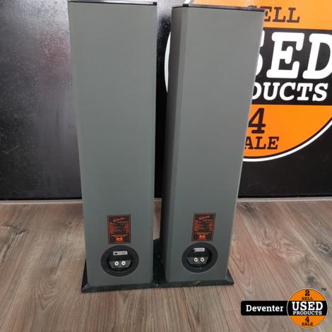 BNS Ellessey One MK 2 80 watt 2-weg speakers met garantie